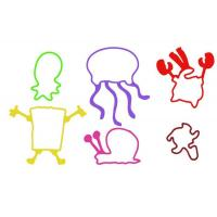 Buy cheap silly bandz SpongeBob from wholesalers