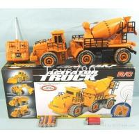 Buy cheap Clearance Item - RC Cement Mixer Truck Construction Vehicle from wholesalers
