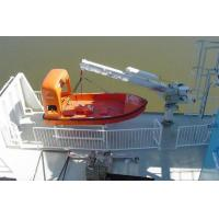 Buy cheap Rescue boat SINGLE ARM SLEWING BOAT/RAFT DAVIT & CRANE 9261535116 from wholesalers