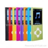 Buy cheap 8GB Nano 5G Style MP3 Player Package Sale - 8 Colors/1 Piece Per Color product