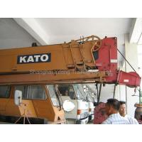 Buy cheap 1997 KATO 30T NK300E-V used truck crane for sale from wholesalers