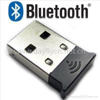 Buy cheap USB 2.0 Bluetooth V2.0 EDR Dongle Wireless Adapter BT-02 just$1.75/PCS from wholesalers