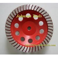 Buy cheap Turbo type cup wheel from wholesalers