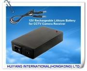 Buy cheap 12V Rechargeable Lithium Battery for CCTV Camera Receiver from wholesalers