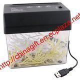 Buy cheap USB Powered Paper Shredder from wholesalers