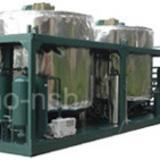 Buy cheap Oil separator, oil purifier, oil treatment, GER used engine oil purifier system from Wholesalers