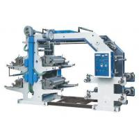 Buy cheap Four Colors Flexography Printing Machine product