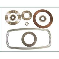 Buy cheap Serrated metal gaskets from wholesalers