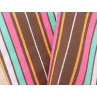 Buy cheap rayon spande yarn dyed stripe jersey from wholesalers