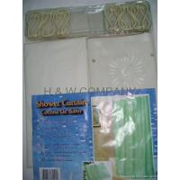 Buy cheap Closeouts Shower Curtain+Tub Mat from wholesalers