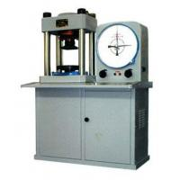 Buy cheap s: YE-2000AHydraulic Pressure Testing Machine from Wholesalers