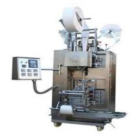 Buy cheap DKDK-100NWB Automatic inside and outside tea bag with string and tag packing machine from wholesalers