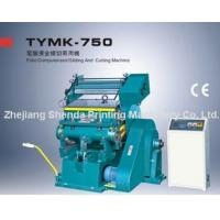 Folio Computerized Gilding and Cutting Machine (TYMK-750)
