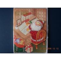 Buy cheap Chrinstmas card product