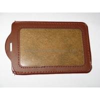 Buy cheap Leather holders&leather card holders product