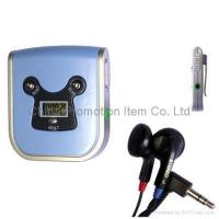 Buy cheap Radio Pedometer&Step Counter from wholesalers