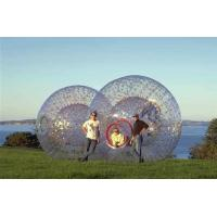 Buy cheap Zorb ball from wholesalers