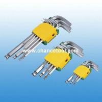 Buy cheap Wrench&Spanner CH-WS008 9pc Hex Key Wrench(Ball end) from wholesalers