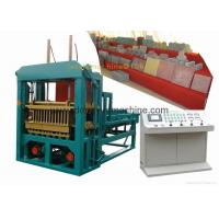 China QT4-15C cement brick machinery on sale