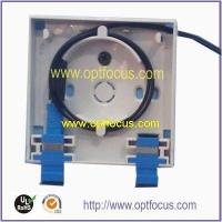 Buy cheap FTTH/FTTX SC optical socket from wholesalers
