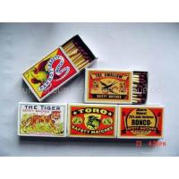 Buy cheap safety matches from wholesalers