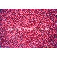 Buy cheap IQF wild lingonberries,Frozen wild lingonberries from wholesalers