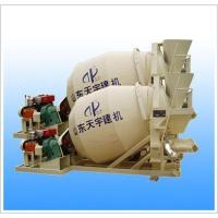 Buy cheap HYG3 concrete tank mixer from wholesalers
