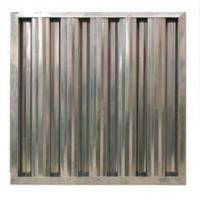 Buy cheap Baffle Grease Filter from wholesalers