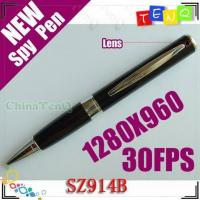 Buy cheap spy pen High resolution 1280x960 8GB from wholesalers