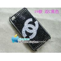 Buy cheap wholesale Hand-make Crystal diamond Case Cover For apple iPhone 4&4G from wholesalers