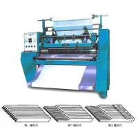Buy cheap Automatic Three Section Vertical Pleating Machine from wholesalers