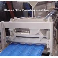 Buy cheap YX26-828 galzed tile forming machine from Wholesalers