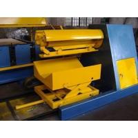 Buy cheap 5 Ton hydraulic uncoiler from wholesalers