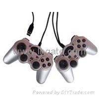 Buy cheap USB Dual Shock Twin Joypad from wholesalers