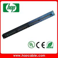 Buy cheap Cat5e patch panel * Model:PP-01 from wholesalers
