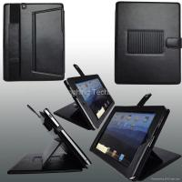 Buy cheap Leather case cover for iPad Genuine leather ipad-kh046 from wholesalers