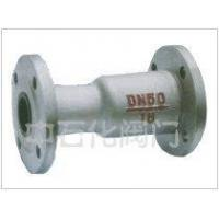 Buy cheap Lie and set up the non-return valve of dual-purpose sphere from wholesalers