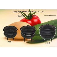 Buy cheap South Africa potjie pot from wholesalers