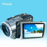 Buy cheap Winait's DV-K118 12MP digital camcorder with 3.0 TFT LCD and 8X Digital Zoom from wholesalers