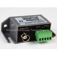 Single channel active video balun