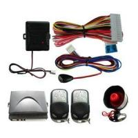 Buy cheap Car Alarm Car Alarm System with Auto Central Locking from wholesalers