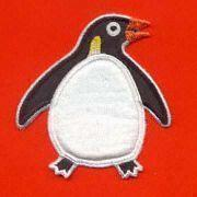 Buy cheap RK00167 Embroidered Sew-on Penguin Patch, Available in Four Sizes from wholesalers