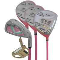 Buy cheap High Quality Lady Golf Club Set from wholesalers