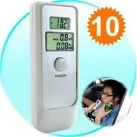Buy cheap Breathalyzer Alcohol Tester - Dual LCD Display from wholesalers