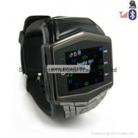 Buy cheap DWN-GD910 Quad Band Bluetooth Camera Touch Screen Watch Phone - Black from wholesalers