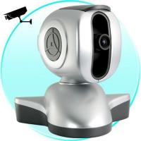 Buy cheap IP Surveillance Camera with Angle Control and USB Webcam Server from wholesalers