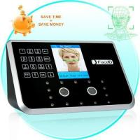 Buy cheap Facial Recognition Time Attendance System and Access Door Lock from wholesalers