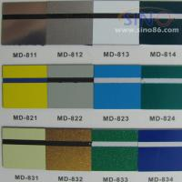 Buy cheap ABS double color engraving sheet from wholesalers