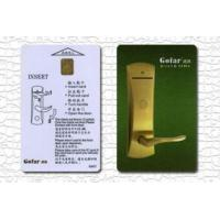 Buy cheap Hotel Key Card from wholesalers