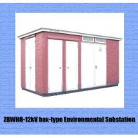 Buy cheap ZBWH8-12kV box-type Environmental Substation from wholesalers